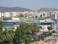 План схема стадиона бонфим сетубал